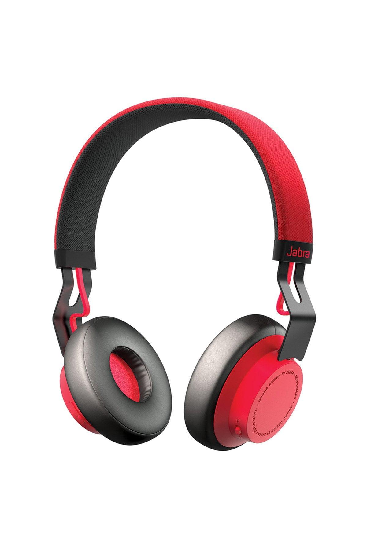 Stil Sahibi: Jabra Move Kırmızı Bluetooth Kulaklık